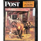 Cover Print of Saturday Evening Post, July 13 1946