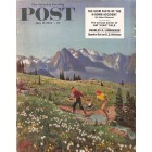 Cover Print of Saturday Evening Post, July 17 1954
