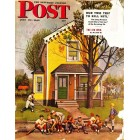 Cover Print of Saturday Evening Post, July 20 1946