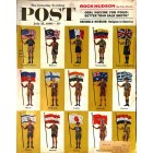 Cover Print of Saturday Evening Post, July 23 1960