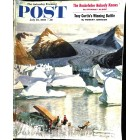 Cover Print of Saturday Evening Post, July 25 1959
