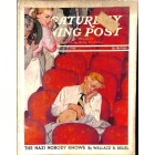 Cover Print of Saturday Evening Post, July 27 1940