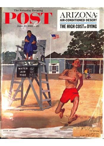 Saturday Evening Post, June 17 1961