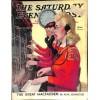 Cover Print of Saturday Evening Post, June 21 1941