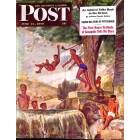 Cover Print of Saturday Evening Post, June 25 1949