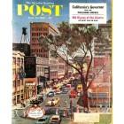 Cover Print of Saturday Evening Post, June 25 1960