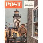 Cover Print of Saturday Evening Post, June 26 1954