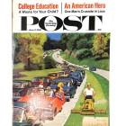 Cover Print of Saturday Evening Post, June 2 1962