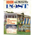 Saturday Evening Post, June 9 1962
