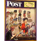 Cover Print of Saturday Evening Post, March 10 1945