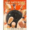 Cover Print of Saturday Evening Post, March 15 1941