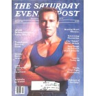 Cover Print of Saturday Evening Post, March 1989
