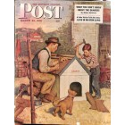 Cover Print of Saturday Evening Post, March 24 1951
