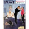 Cover Print of Saturday Evening Post, March 25 1961