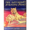Cover Print of Saturday Evening Post, March 8 1941