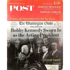 Cover Print of Saturday Evening Post, March 9 1968