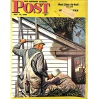 Cover Print of Saturday Evening Post, May 12 1945