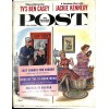 Cover Print of Saturday Evening Post, May 12 1962
