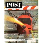 Cover Print of Saturday Evening Post, May 18 1963