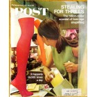 Cover Print of Saturday Evening Post, May 18 1968