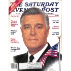 Cover Print of Saturday Evening Post, May 1988
