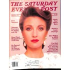 Cover Print of Saturday Evening Post, May 1989