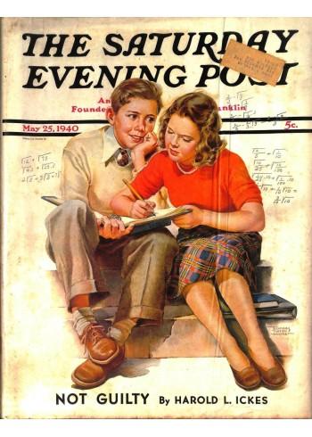 Saturday Evening Post, May 25 1940
