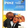 Cover Print of Saturday Evening Post, May 7 1966