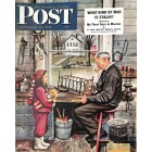 Cover Print of Saturday Evening Post, November 12 1949