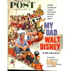 Cover Print of Saturday Evening Post, November 17 1956