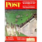 Cover Print of Saturday Evening Post, November 17 1962
