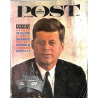Cover Print of Saturday Evening Post, November 18 1961