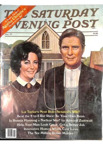 Saturday Evening Post, November 1977