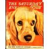 Cover Print of Saturday Evening Post, November 1 1941