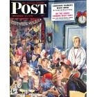 Cover Print of Saturday Evening Post, November 31 1949