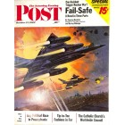 Cover Print of Saturday Evening Post, October 13 1962