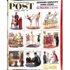 Cover Print of Saturday Evening Post, October 1 1960
