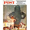 Cover Print of Saturday Evening Post, October 22 1960