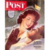 Cover Print of Saturday Evening Post, October 23 1943