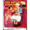 Cover Print of Saturday Evening Post, October 26 1940