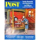 Saturday Evening Post, October 27 1962