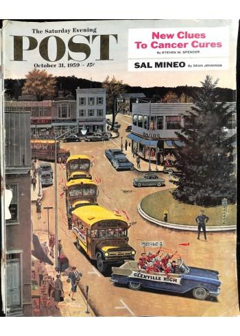 Saturday Evening Post, October 31 1959