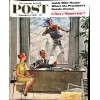 Cover Print of Saturday Evening Post, September 17 1960
