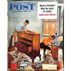 Saturday Evening Post, September 24 1960