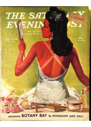 Saturday Evening Post, September 27 1941
