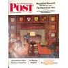 Cover Print of Saturday Evening Post, September 29 1962