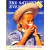 Cover Print of Saturday Evening Post, September 7 1940