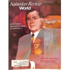 Cover Print of Saturday Review, December 18 1973
