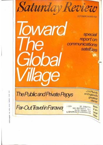 Saturday Review, December 24 1970