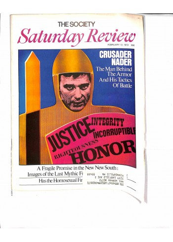 Saturday Review, February 12 1972